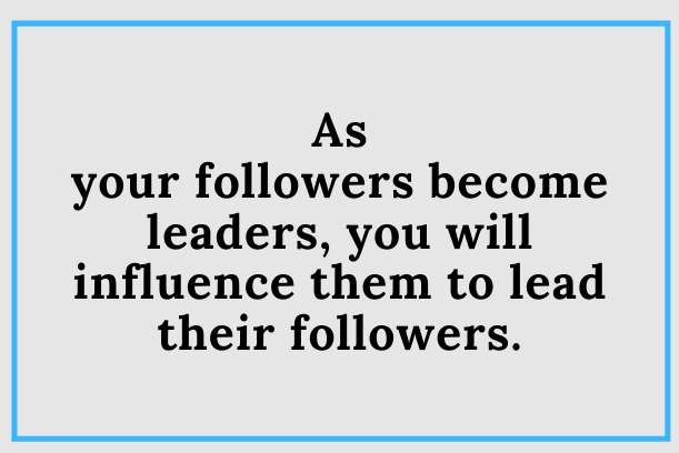 How Many Of Your Followers Are Leaders?