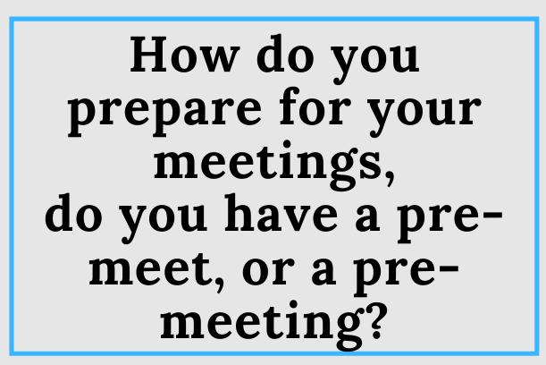 How Do You Prepare As A Leader?