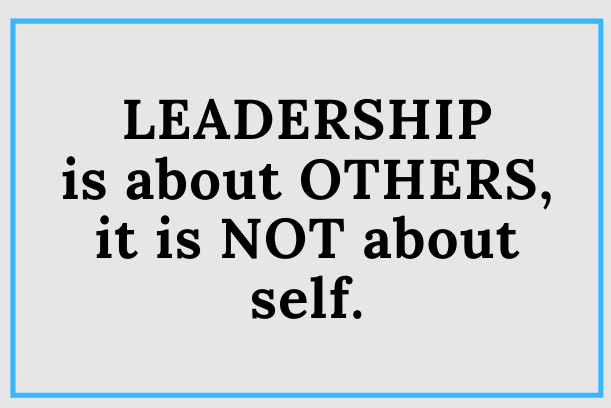 What Is Leadership Really About?