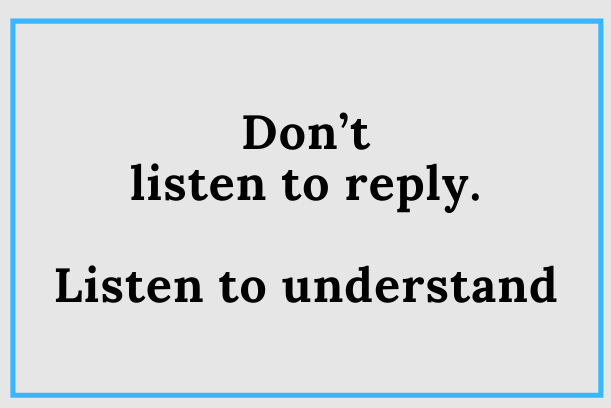 Do You REALLY Understand?