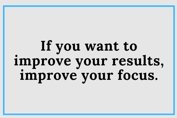 Are You A Focused Team Player?