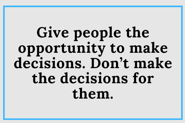 Do You Make Decisions As A Team?